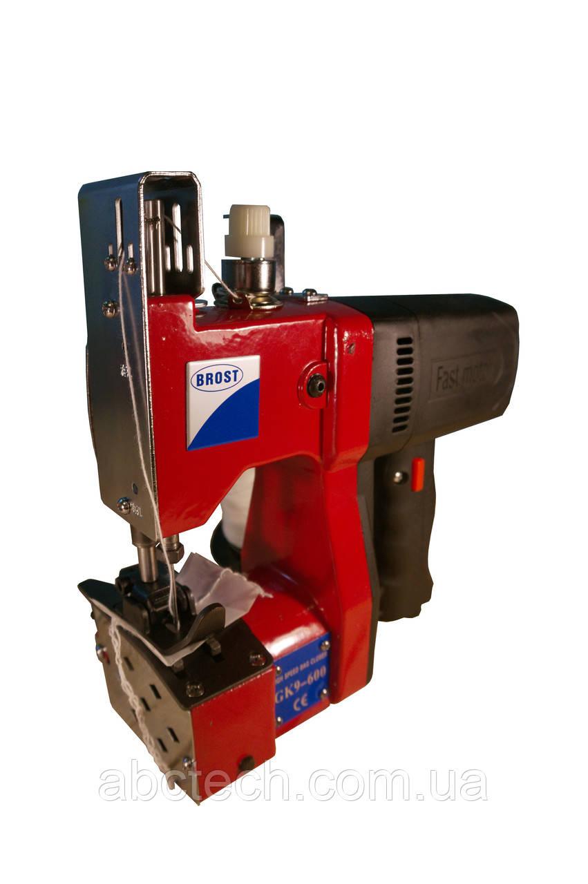 Мішкозашивна машинка GK 9-600 1400 мішків зміна