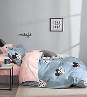 Комплект постельного белья Bella Villa сатин Евро