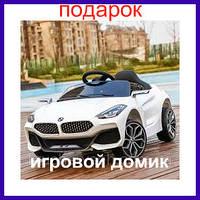 Детский электромобиль BMW Z4 белый white