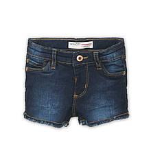 Детские джинсовые шорты для девочки 3 - 5 лет