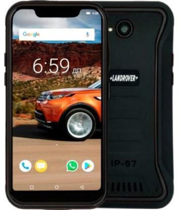 "Смартфон Land Rover X3 2/16Gb Black, IP68, 13/5Мп, 2sim, экран 5.5"" IPS, 5000mAh, 8 ядер, 4G (LTE)"