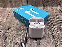 Наушники i11  беспроводные, Bluetooth наушники гар�