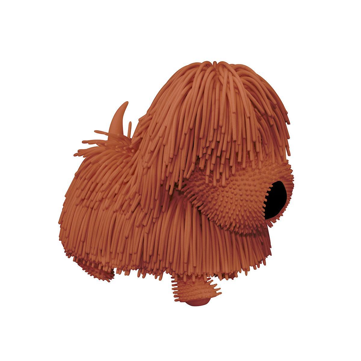 Інтерактивна іграшка Jiggly Pup Пустотливий щеня Коричнева (JP001-WB-D)