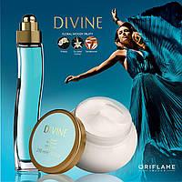 Жіночий парфумований набір Divine від Оріфлейм