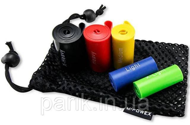 резинки для фитнеса с мешочком