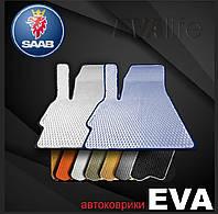 Автоковрики EVA Saab