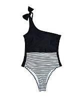 Женский слитный купальник «Haven» черный