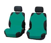 Чехлы-майки Elegant на передние сидения зеленые EL 105 246, фото 1