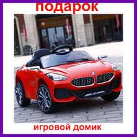 Детский электромобиль BMW Z4 красный red