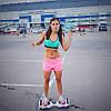 """Гироборд Smart Balance 10"""" Гироскутер самобаланс с Bluetooth TaoTao и сумкой (Фиолетовый космос), фото 6"""