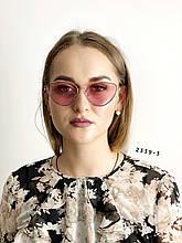 Стильні рожеві окуляри