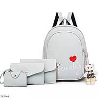 """Рюкзак женский эко-кожа pu (31 см x 25 см ) """"Milanashop"""" 2P/NR-845"""