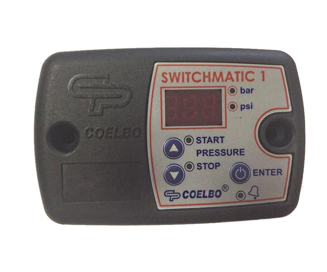 Реле давления электронное Coelbo Switchmatic 1