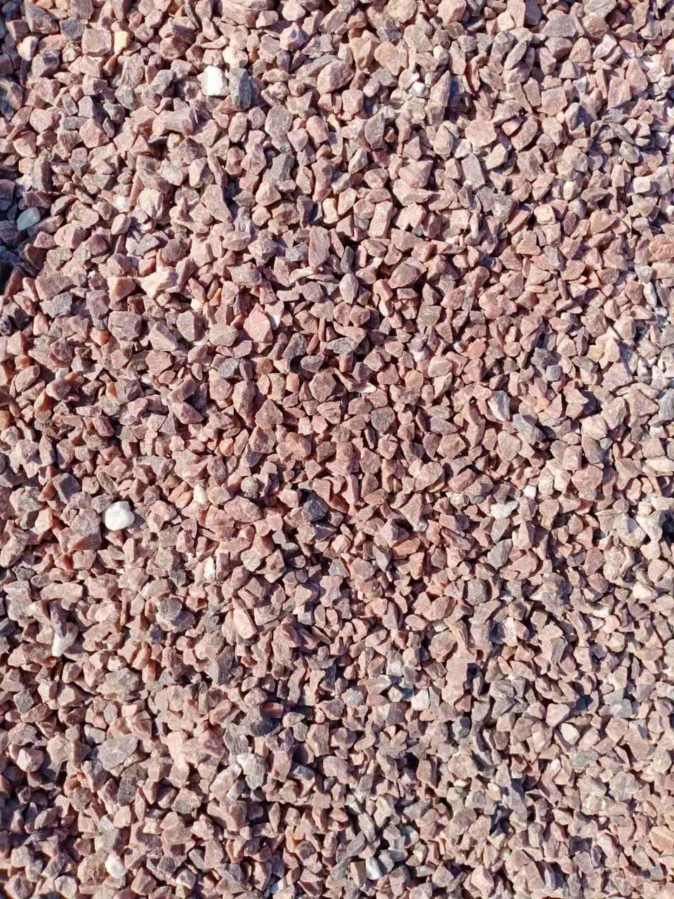 Грунт натуральный коричневый 4-6 мм