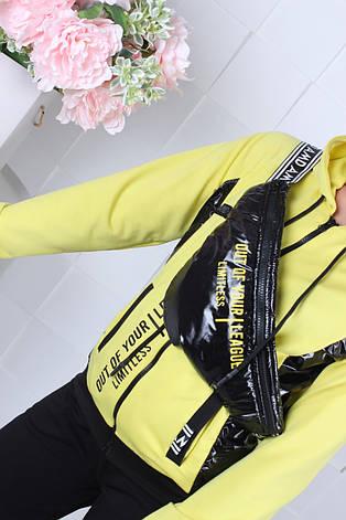 Подростковый спортивный костюм с бананкой р. 134-164 опт, фото 2