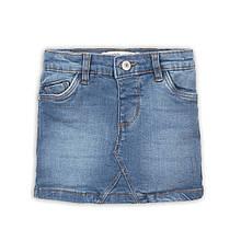 Детская джинсовая юбка для девочки 3-4 года