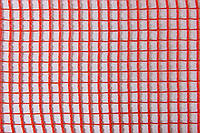 Сетка защитная рулон 1,9х50м плотность 110 г/кв.м ячейка 7х7мм оранжевая HDPE.orange, фото 1