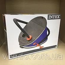 Насос ножной лягушка Intex