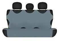 Чехол-майка Elegant на заднее сидение темно-серая EL 105 242  новый дизайн
