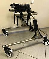 Б/У Реабилитационные Ходунки Задне-опорные для детей Rifton Pacer Gait Trainer K503 Size Large
