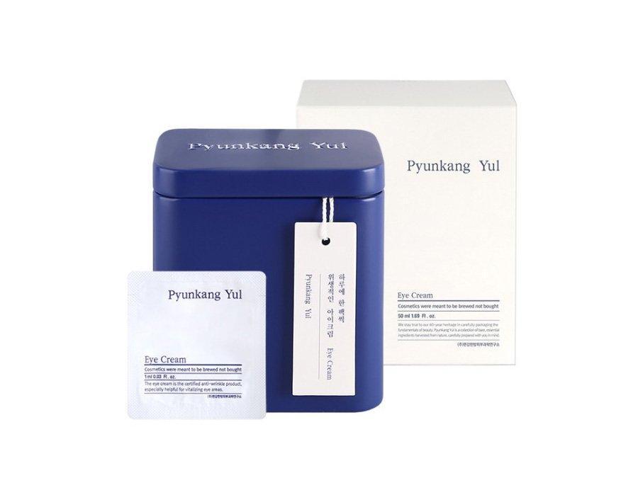 Увлажняющий и питательный крем для кожи вокруг глаз Pyunkang Yul Eye Cream (1 мл*50)