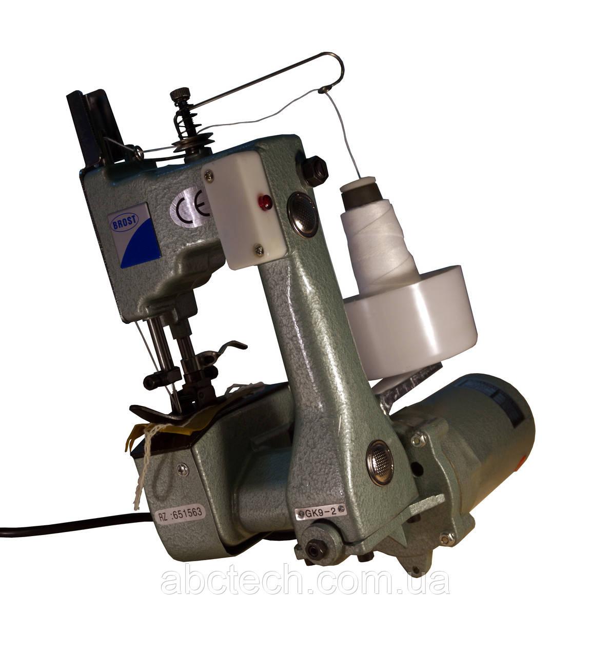 Мішкозашивна машинка GK 9-2 300 мішків зміна