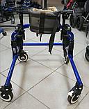 Б/У Задне-опорные ходунки Rifton Pacer Gait Trainers 502 medium Size 2 (Used), фото 3
