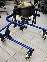 Б/У Задне-опорные ходунки Rifton Pacer Gait Trainers 502 medium Size 2 (Used), фото 1