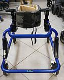 Б/У Задне-опорные ходунки Rifton Pacer Gait Trainers 502 medium Size 2 (Used), фото 4
