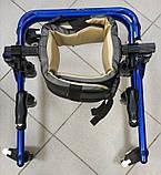 Б/У Задне-опорные ходунки Rifton Pacer Gait Trainers 502 medium Size 2 (Used), фото 5