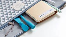Портативный USB вентилятор Xiaomi Mi Portable Fan ORIGINAL Голубой (NA-08756), фото 2