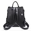 Рюкзак жіночий шкіряний Hefan Daish Gou сумка, фото 3