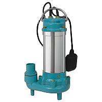 Насос каналізаційний Aquatica (нерж) 0,75 кВт Hmax 12м Qmax 225л/х з ножем (773432)