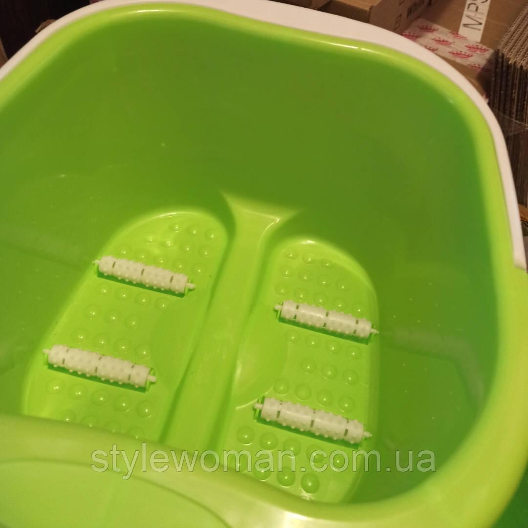 Ванночка для ніг Педикюрная масажна ванночка відро