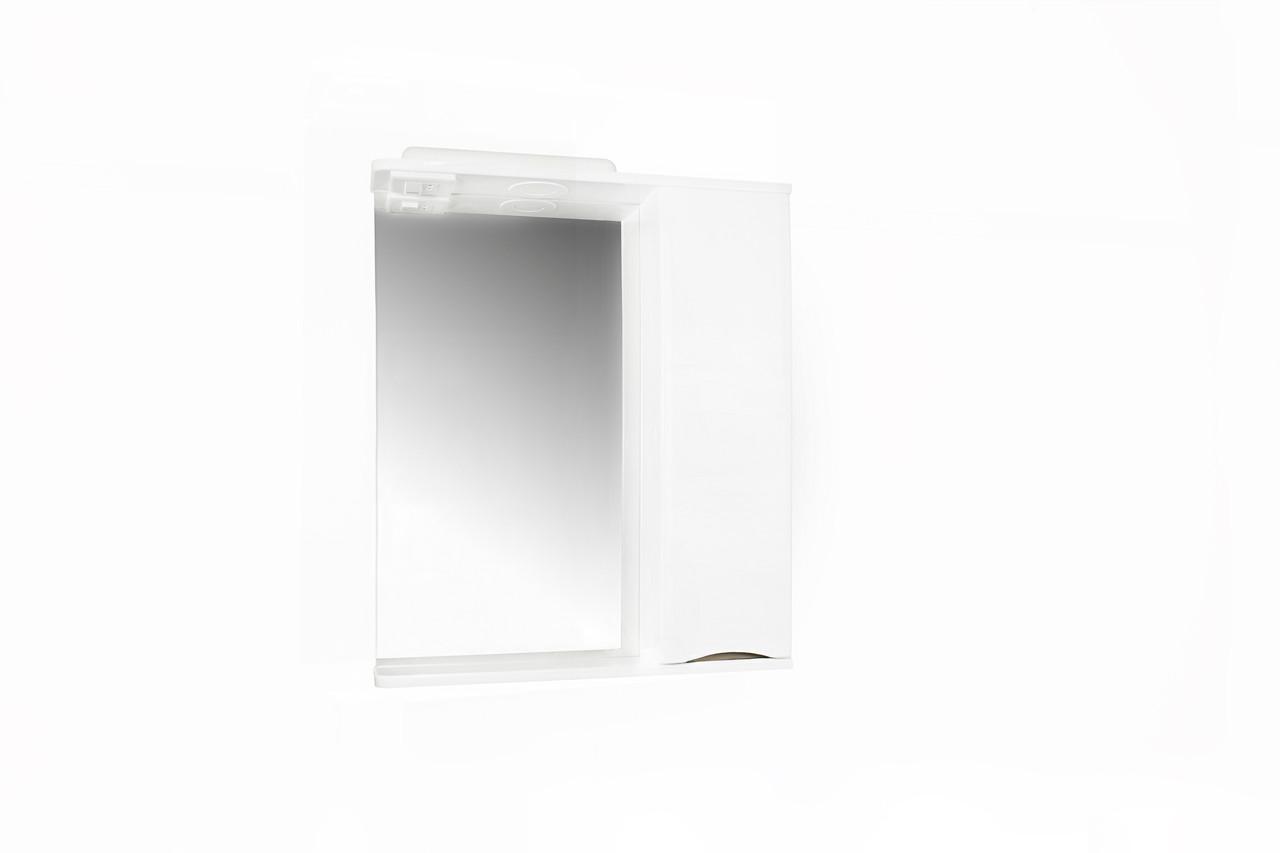 Зеркало для ванной Комо 60 Мокко