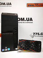 Игровой компьютер Lenovo, Intel Core i5-4570 3.6GHz, RAM 8ГБ, SSD 120ГБ + HDD 500ГБ, GeForce GTX 1060 6ГБ, фото 1