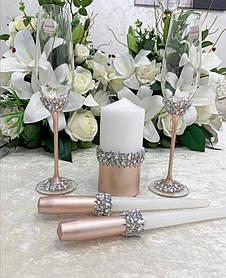 """Свадебный набор """"Wedding cristall"""" универсал"""