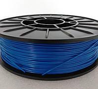 PETG - пластик (750 грамм) для печати на 3D принтере.Синий. 1,75 мм.