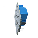 Модуль 2 реле 5В (220В 10А) с опторазвязкой, фото 4