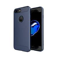 Чехол-накладка Usams Cool Apple iPhone 7/8 Blue