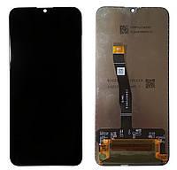 LCD Дисплей Модуль Экран для Huawei P Smart 2019 POT-LX1 LX3 LX2J LX1AF LX1RUA + тачскрин, черный