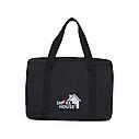 Раскладной мангал чемодан на 6 шампуров из нержавеющей стали с сумкой и решеткой, фото 7