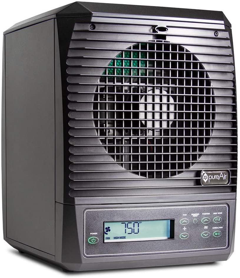 Очиститель воздуха Pure Air 3000 от GreenTech Environmental.Очистит 150 м2 от вирусов,аллергенов,плесени.