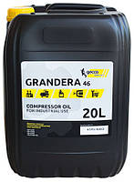 GECCO Lubricants Grandera 46 18кг (20л) Компрессорное масло