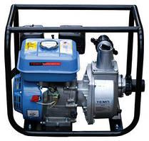 Мотопомпа бензиновая Темп БВН-30 (5.5 л.с., 500 л/мин)