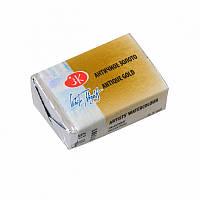 Краска акварельная ЗХК 2,5 мл кювета античный золотой (353363)