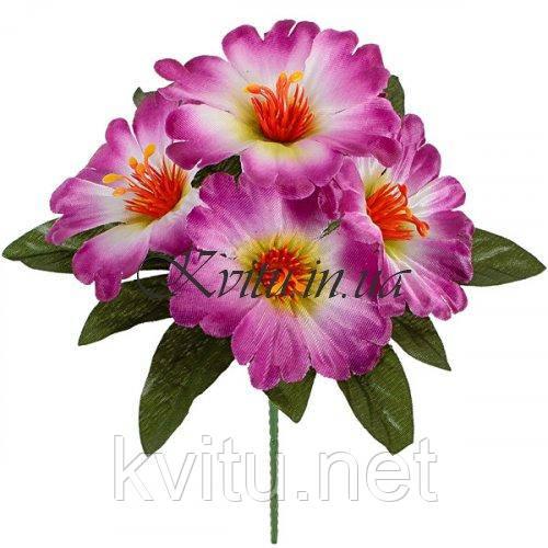 Искусственные цветы букет заливка атласная, 20см