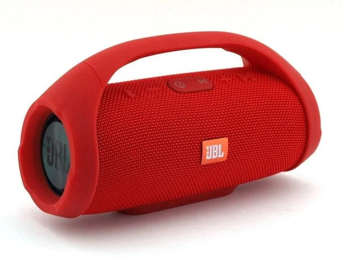 Беспроводная колонка Booms Box Mini (Small) power bank Red