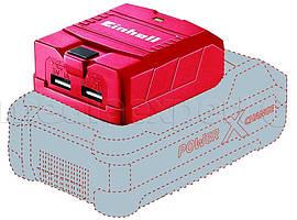 Зарядное устройство USB Einhell TE-CP 18 Li Solo
