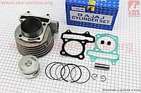 Цилиндр к-кт (цпг) 150cc-57,4мм BAJAJ, фото 1